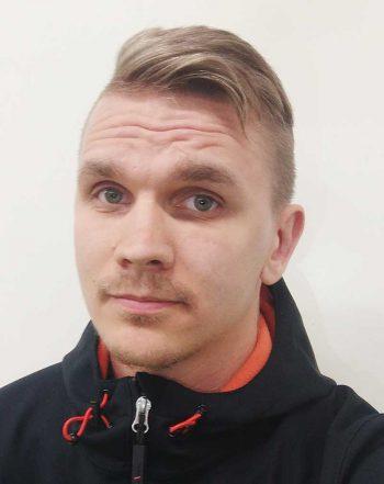 Tobias Lindgrens från Umeå