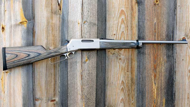 BLR Lightweight 81 Stainless